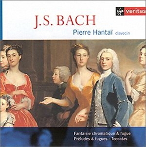J.-S. Bach - Fantaisie chromatique et fugue