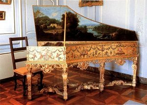 Clavecin flamand - 1652