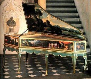 Clavecin flamand - 1653