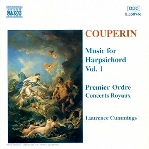 F. Couperin - Music for harpsichord vol.1