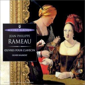 J.-P. Rameau - Oeuvres pour clavecin